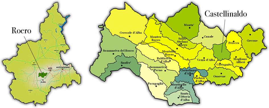 Territorio d'elezione