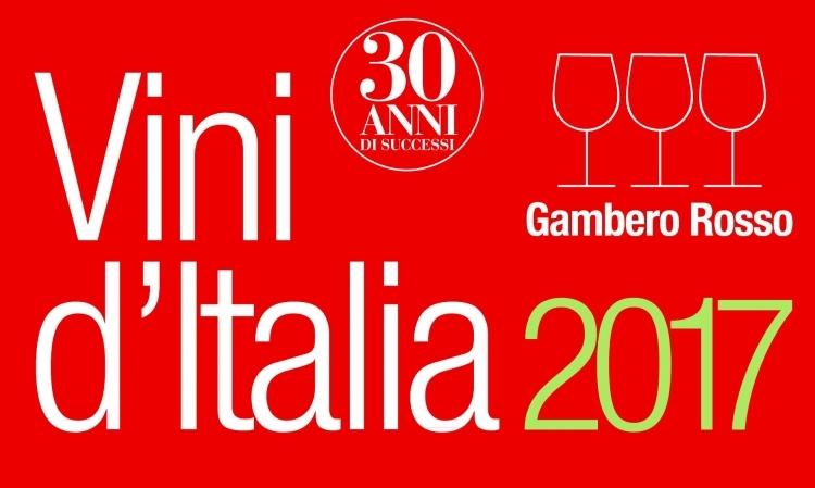 Vini d' Italia - Gambero Rosso 2017